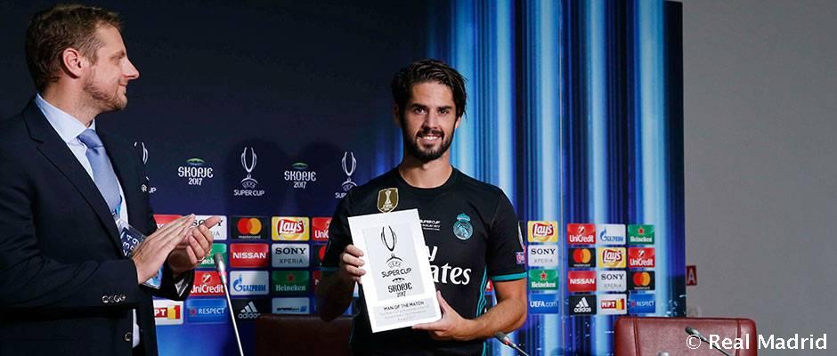Imagen vía Real Madrid CF